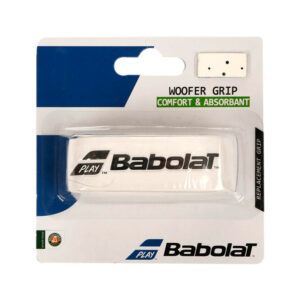 Babolat Woofer grip wit/zwart -