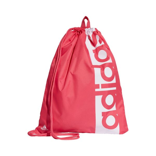 adidas Linear Performance gymtasje roze/wit -