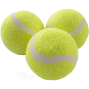 Donic Schildkröt tennisballen Magic Sports geel 3 stuks -