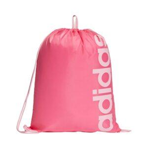 adidas Linear Core gymtasje roze -
