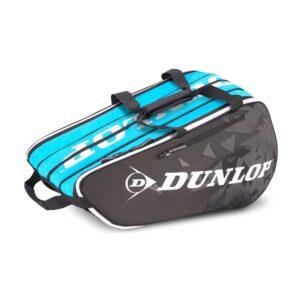 Dunlop Tour 2.0 tennistas 6 rackets zwart/blauw -