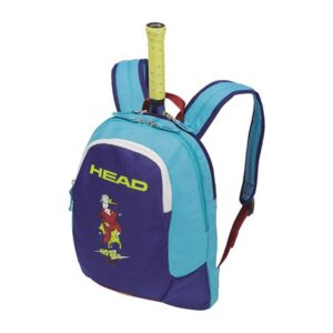 Head Novak backpack jongens aqua/blauw -