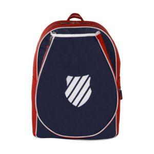 K-Swiss Ibiza Backpack kinderen marine/rood -