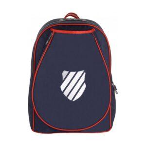 K-Swiss Ibiza II Backpack kinderen rood/marine -