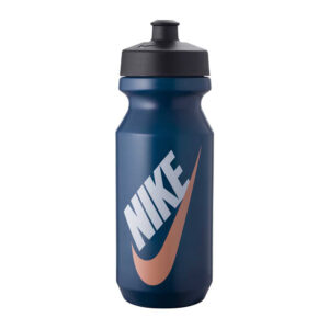 Nike Big Mouth Graphic 2.0 bidon 650 ml marine/wit -