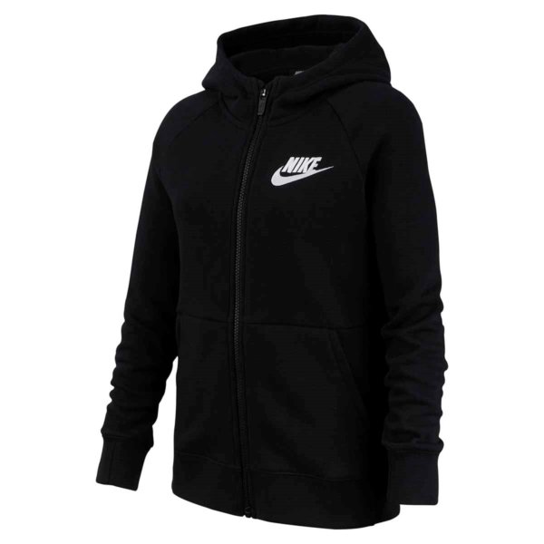 Nike Sportswear Full Zip meisjes sweater -