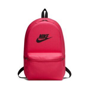 Nike Heritage Solid rugtas unisex roze/zwart -