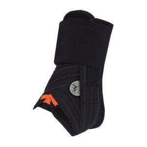Secutex Protection and Care Enkelbrace unisex zwart/oranje -
