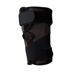 Secutex Protection and Care Kniebrace unisex zwart/grijs -