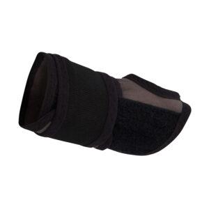 Secutex Protection and Care Polsbrace rechts unisex zwart/grijs -