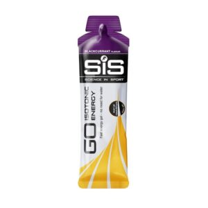 SIS Go Isotonic Gel Zwarte Bes sportvoeding 1 X 60 ml -