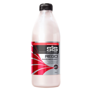SIS Rego Rapid Recovery strawberry sportvoeding 500 gr -