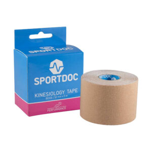 SportDoc Kinesiology tape beige -