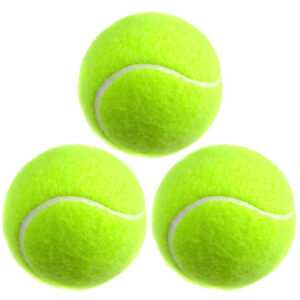 SportX Tennisballen geel 3 stuks -