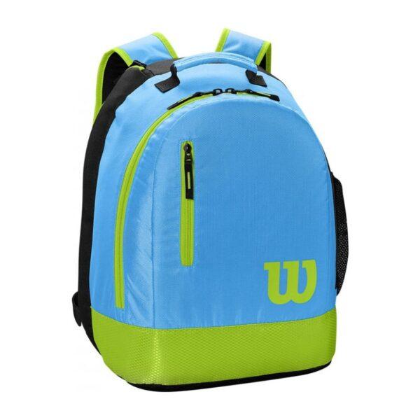 Wilson Youth rugtas kids blauw/groen -