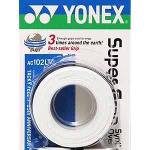 Yonex Badminton 3 Over Grips kleur tennisgrip -